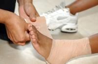 Лечение пиявками травм и ушибов